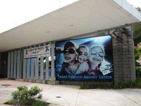 The Tweed Heads Aquatic Centre